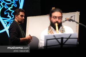 کنسرت پرواز همای در جشنواره موسیقی فجر - 24 دی 1395