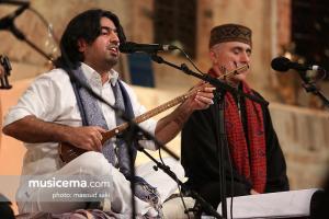 کنسرت «جنجال دو دیوانه» (پرواز همای و عالیم قاسماف) - 20 اسفند 1395