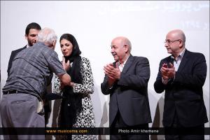 اختتامیه نمایشگاه شصت سال با پرویز مشکاتیان - شهریور 1394