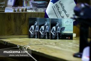 رونمایی از آلبوم «زیرا که میوزد» آخرین اثر زندهیاد پیتر سلیمانیپور - 21 تیر 1398