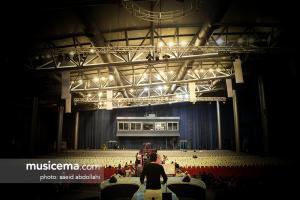 اولین کنسرت پازل بند - کیش - 28 مرداد 1395