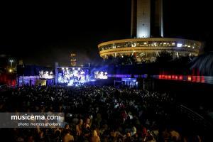 کنسرت پازل بند - 23 شهریور 1396