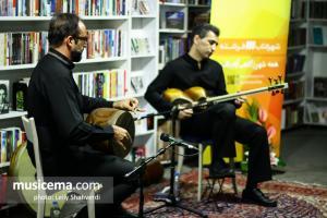 اجرای رادمان توکلی و حمید قنبری در شبهای موسیقی فرشته - 31 تیر 1398