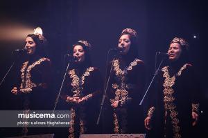 کنسرت رحیم شهریاری - 27 مرداد 1396