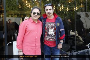 اجرای رامین بهنا و سیاوش امامی در اولین فستیوال موسیقی معاصر