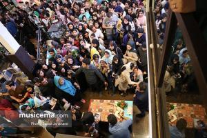 مراسم رونمایی و جشن امضای کتاب «پاییز سال بعد» اثر «رستاک حلاج» - 28 شهریور 1395
