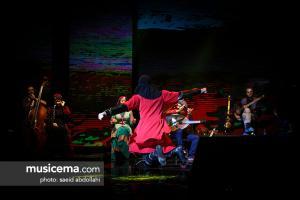 کنسرت گروه رستاک - مرداد 1396