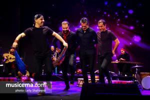 کنسرت گروه رستاک - 17 دی 1397