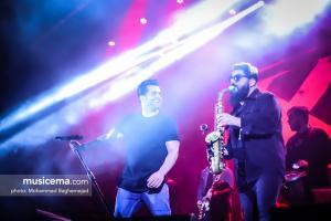 کنسرت رضا بهرام در سی و پنجمین جشنواره موسیقی فجر - 25 بهمن 1398