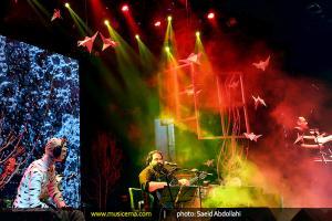 کنسرت رضا صادقی - اردیبهشت 1394