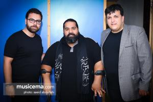 کنسرت رضا صادقی در رشت و قزوین - تیر 1396