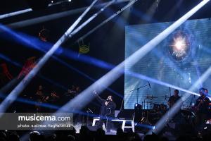 کنسرت رضا صادقی - 8 دی 1395