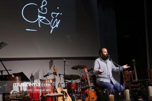 کنسرت آنپلاگد رضا یزدانی - 22 اردیبهشت 1396