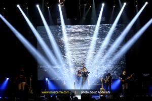 کنسرت رضا یزدانی - 11 خرداد 1395