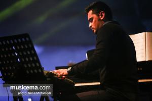 کنسرت رضا یزدانی - 15 دی 1395