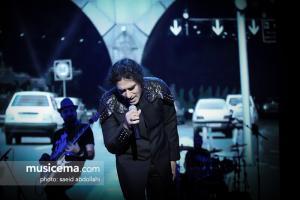 کنسرت رضا یزدانی - 15 تیر 1396