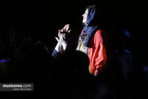 کنسرت رضا یزدانی - 22 تیر 1398