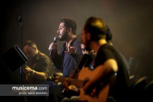 کنسرت روزبه بمانی در تهران - 22 مرداد 1398