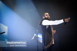 کنسرت روزبه نعمت الهی - 28 تیر 1395
