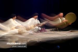 کنسرت همایون سخی - سی و سومین جشنواره موسیقی فجر (27 دی 1396)