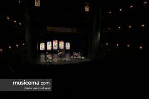 کنسرت مانو کچه - سی و سومین جشنواره موسیقی فجر (28 دی 1396)