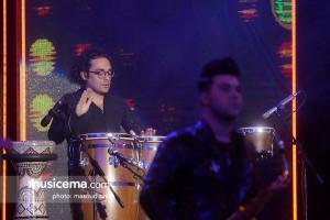 کنسرت محسن ابراهیم زاده - سی و چهارمین جشنواره موسیقی فجر