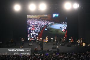 کنسرت جاودانه های سالار عقیلی - بهمن 1396