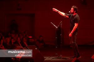 کنسرت رستاک حلاج - 9 اردیبهشت 1396