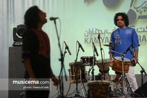 کنسرت گروه لیان (محسن شریفیان) - دی 1396