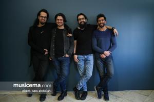 گروه پیکلاویه ؛ گفت و گو در دفتر سایت موسیقی ما