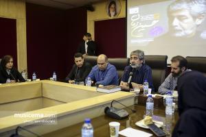 نشست خبری کنسرت «حسین زمان» - تیر 1398