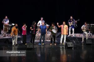 گروه لیان ; کنسرت در فستیوال گروه B