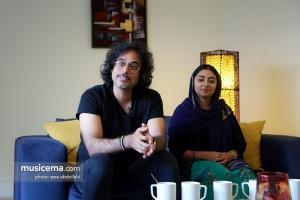 گفتگو با محسن شریفیان و لیانا شریفیان - تابستان 1397