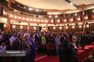 کنسرت ارکستر سمفونیک حافظ به نفع سیلزدگان - 12 اردیبهشت 1398