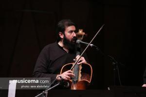 کنسرت مهتاب (مجتبی عسکری و احسان ذبیحی فر) - سی و سومین جشنواره موسیقی فجر (28 دی 1396)
