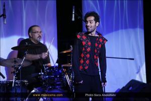 اجرای گروه داماهی - بهمن 1394 (جشنواره موسیقی فجر)