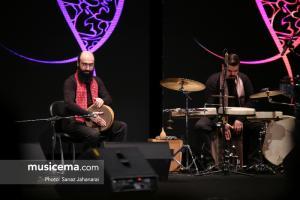 کنسرت سالار عقیلی و ارکستر راز و نیاز در جشنواره موسیقی فجر - 26 دی 1395