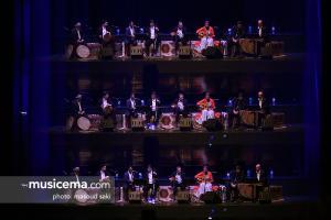 کنسرت سالار عقیلی و گروه مولانا - 9 اردیبهشت 1396