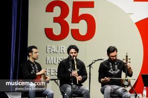 کنسرت گروه بامداد مشهد (سالار مرتضوی و وحید تاج) - سی و پنجمین جشنواره موسیقی فجر - 24 بهمن 1398