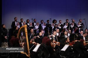 کنسرت سرو آزاد - ارکستر ملی ایران به رهبری روبن آساتریان - 4 اردیبهشت 1398