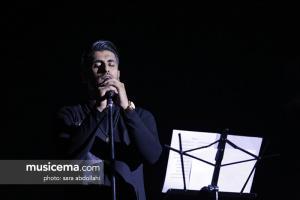 کنسرت شهاب مظفری - 14 تیر 1396
