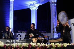 شب شهرام ناظری با یونسکو - کاخ سعدآباد - 13 شهریور 1395