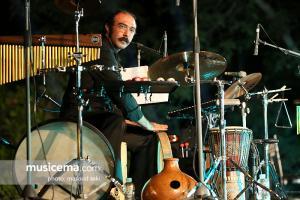 اجرای شهرداد روحانی در فستیوال بارانا - 26 مرداد 1395