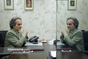 گفت و گو با شهرداد روحانی
