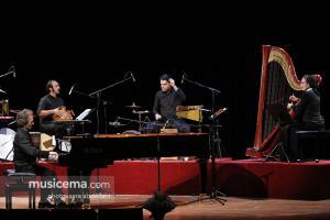 کنسرت شهرداد روحانی - 12 مرداد 1395