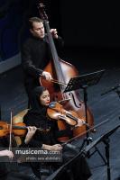 کنسرت آنسامبل زهی شهرزاد اوکراین در جشنواره موسیقی فجر - 30 دی 1395
