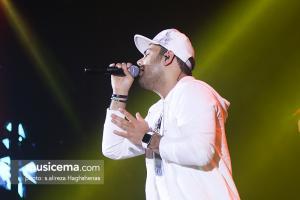 کنسرت سیامک عباسی در جشنواره موسیقی فجر - 24 دی 1395