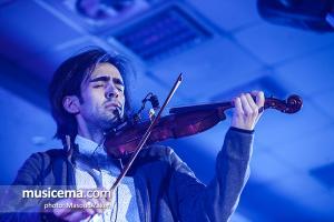 کنسرت سیامک عباسی در رشت - 15 دی 1395
