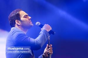 اولین کنسرت سیامک عباسی - 29 شهریور 1395