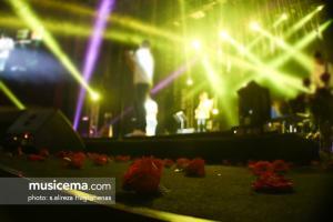 کنسرت سیامک عباسی - 24 اردیبهشت 1396